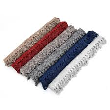 cotton area rug hand woven white black red blue brown tassels throw rugs indoor area rugs for livingroom bedroom kitchen hallway carpet carpets for