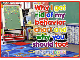 How To Make A Sticker Chart Why I Took My Behavior Chart Off My Wall Simply Kinder