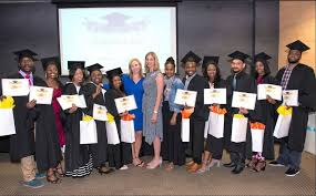 Deaf Learners Celebrate Graduation And Permanent Employment