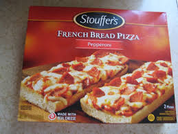 french bread pizza stouffer s. Beautiful Stouffer Stoufferu0027s French Bread Pizza Comes In Several Flavors Including My  Favorite Topping Pepperoni Theyu0027re Basically A Lengthwise Sliced Piece Of  On Stouffer S R