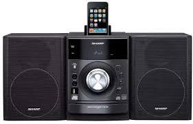 Sharp XL-DH259P Micro Audio System: Home Audio ... - Amazon.com
