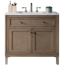 bathroom vanity single sink. Sizable One Sink Bathroom Vanity 36 Chicago Whitewashed Walnut Single T