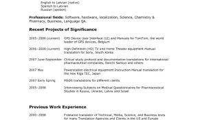 Translator Resume Sample Translator Resume Samples Velvet Jobs throughout Resume 45