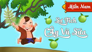 Truyện Cổ Tích Việt Nam - Sự Tích Cây Vú Sữa   Giọng Miền Nam [HD 2015] -  YouTube