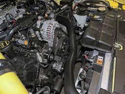 2001-2004 Mustang GT 4.6L Steeda Underdrive Pulley Kit 701-0003