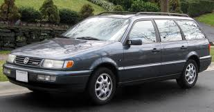 File:Volkswagen Passat GLX VR6 wagon -- 01-27-2012 front.jpg ...