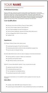 Create A Professional Cv One Page Cv Sample Myperfectcv