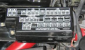 2000 mitsubishi montero sport turn signal pictures image details 1999 mitsubishi galant turn signal relay location