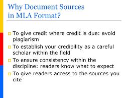 Documentation In Mla Format Ppt Download