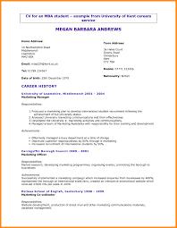 Sample University Student Resume University Student Resume Sample Listmachinepro 11