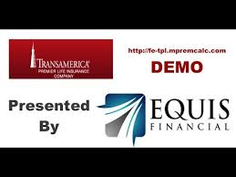 TransAmerica Mobile Quote Calculator DEMO YouTube Fascinating Transamerica Life Insurance Quotes