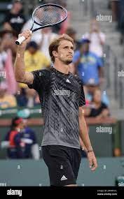 Alexander Zverev (GER) besiegte Andy Murray (GBR) 6-4, 7-6 (7-4), bei den  BNP