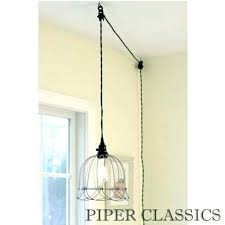 good install chandelier and how to hang a plug in chandelier how to install a plug