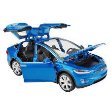2019 <b>Kidami</b> 1:32 Tesla <b>Alloy Car</b> Pull Back Diecast Model <b>Car</b> Toy ...