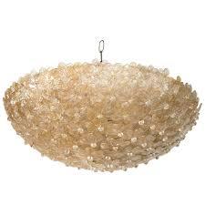 barovier murano glass fl chandelier