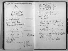 the vintage standard acirc albert einstein notebooks geek stuff the vintage standard acirc albert einstein
