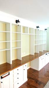Contemporary Shelves shelves build a wall to wall built in desk and bookcase unit 2082 by uwakikaiketsu.us