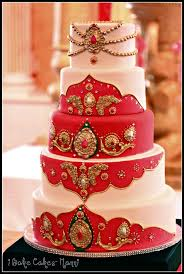 How To Choose A Breathtaking Indian Wedding Cake