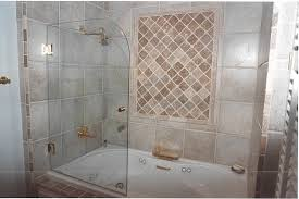 clear gl bathtub doors sevenstonesinc bathtub enclosure dayri me gl tub enclosures frameless revolutionhr