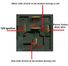 4 note gm horns taurus car club of america ford taurus forum 87 12v for horn power high current 30 to horn ignore their diagram listed