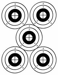 396a71cbd561d5b86230e21096a053ee 252 best images about targets (printable) on pinterest air rifle on printable targets for zeroing