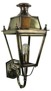 balm solid brass replica victorian outdoor wall lantern