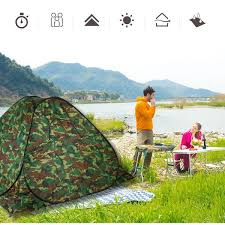 outdoor camping. Delighful Outdoor Free Shipping Waterproof Automatic Pop Up Outdoor Camping Hiking Picnic  Tent 34 Person Dustproof UV Protected Camouflage For