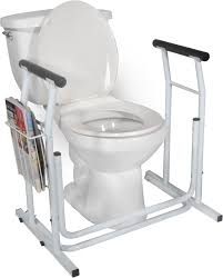 bathroom safety rail. stand alone toilet safety rail bathroom