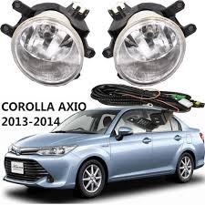 2014 Camry Light Bulb Size 2007 2013 2014 Axio Fog Light Free Ship Halogen Axio Headlight Camry Hiace Tundra Hilux Yaris Axio Day Lamp