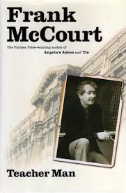 frank mccourt academy of achievement teacher man is frank mccourt s 2005 memoir which describes and reflects on his