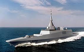 Risultati immagini per L'EUROPA DELLA LIBERTà fregate fremm