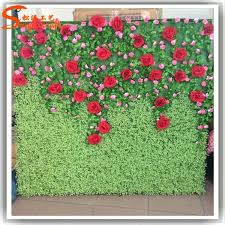 wall pictures with flowers for wedding decoration stylized all kinds of artificial grass wall flower green wall decor wallpaper pictures rose flowers