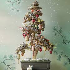 Christmas Decoration Design 100 Creative Christmas Tree Decorating Ideas Martha Stewart 72