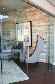 home office doors. Unique Office Frameless Sliding Glass Door Traditionalhomeofficeandlibrary In Home Office Doors