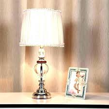 Modern Crystal Table Lamp Table Lamps For Bedroom Room Lamps Bedroom Pink Bedroom  Lamp Modern Crystal