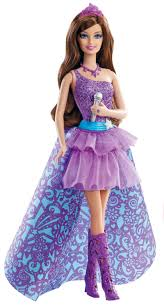 Barbie The Princess And The Popstar
