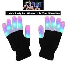 Light Up Gloves Amazon Upbasicn Led Gloves Light Up Rave Gloves Finger Light Flashing Led Warm Gloves Lights Gloves 3 Colors 6 Modes For Christmas Birthday Light Show