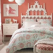 Image Twin Girly Bedrooms For Teen Girls Decoist Teenage Girls Bedrooms Bedding Ideas
