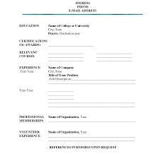 Microsoft Office Online Free Resume Templates Word Download 2012