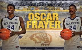 Oscar Frayer Basketball Oscar Frayer Collegebasketballtalk