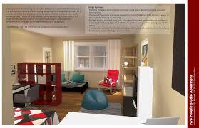 One Room Living Design One Bedroom Apartment Design Home Design Ideas