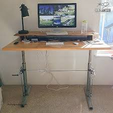 standing desk how to make desk best of work better 5 diy projects you can