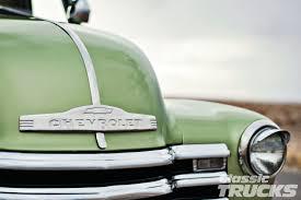 1949 Chevy Thriftmaster 3100 - Cruisin' For Dad - Classic Trucks ...