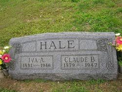 Iva Alice Farmer Hale (1881-1946) - Find A Grave Memorial