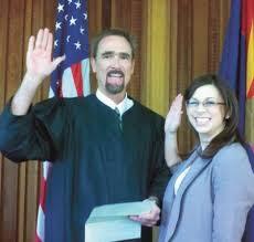 New county prosecutor swears in   Latest News   wmicentral.com