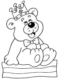 Kleurplaten Baby Beertjes Brekelmansadviesgroep