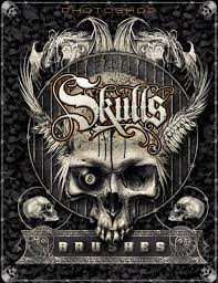 ron s skulls in resources and add ons brushes and effects 3d models by