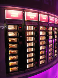 Vending Machines In New York Impressive The Weirdest Vending Machines TheStreet