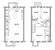 Home Plans  amp  Design   ROWHOUSE PLANSTown House Floor Plan   Row Houses For Urban Dwellers