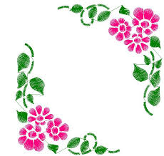 Machine Embroidery Patterns Best Floral Corners Embroidery Designs Free Machine Embroidery Designs